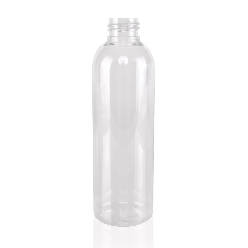 Butelka PET 250 ml bezbarwna 24/410