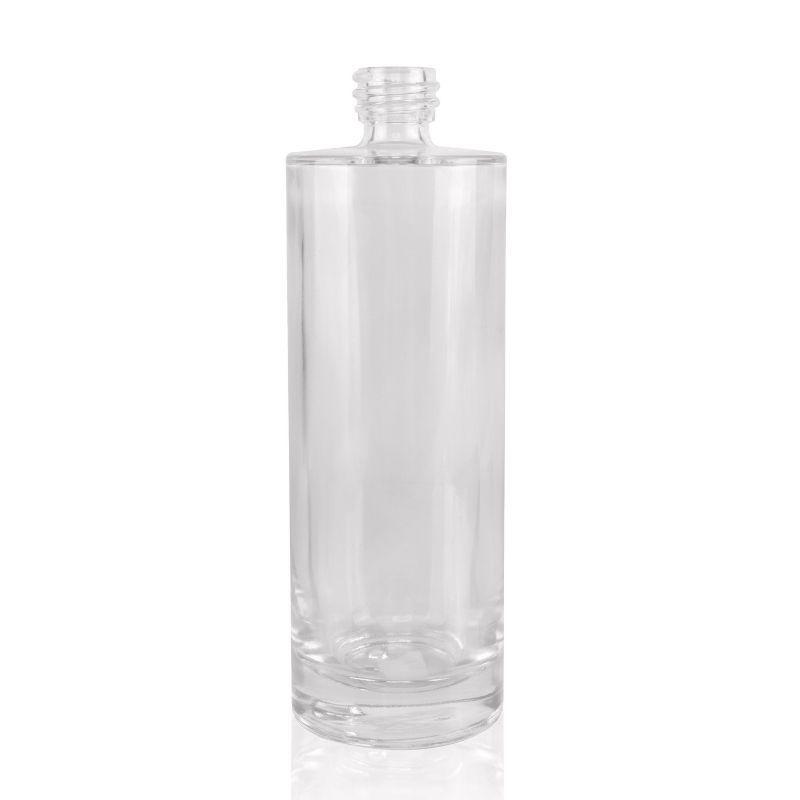 Butelka szklana 100 ml bezbarwna SIMPLE 18/415