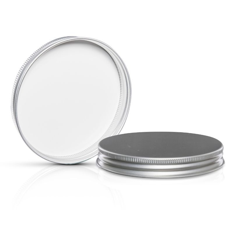 Nakrętka aluminiowa 89/R3 srebrna