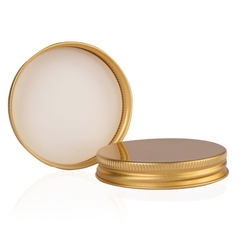 Nakrętka aluminiowa 58/R3 złota
