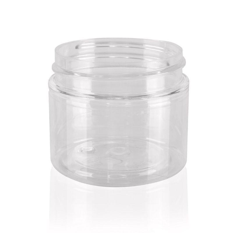 Słoik PET 50 ml bezbarwny 48/400
