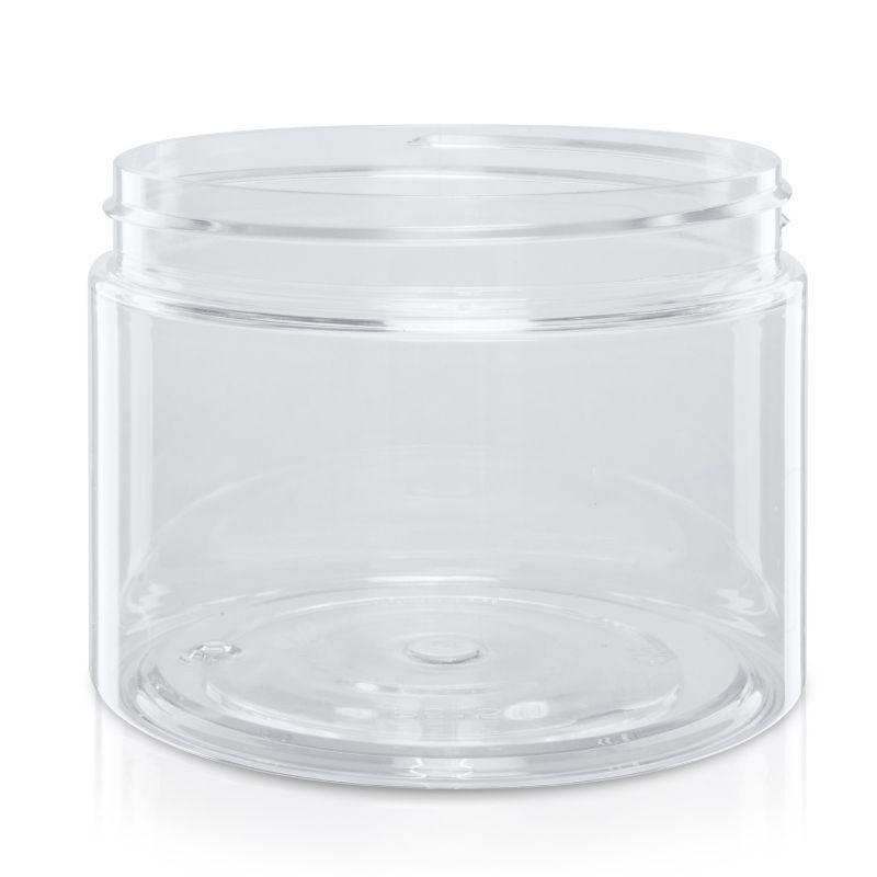 Słoik PET 500 ml bezbarwny 100/400