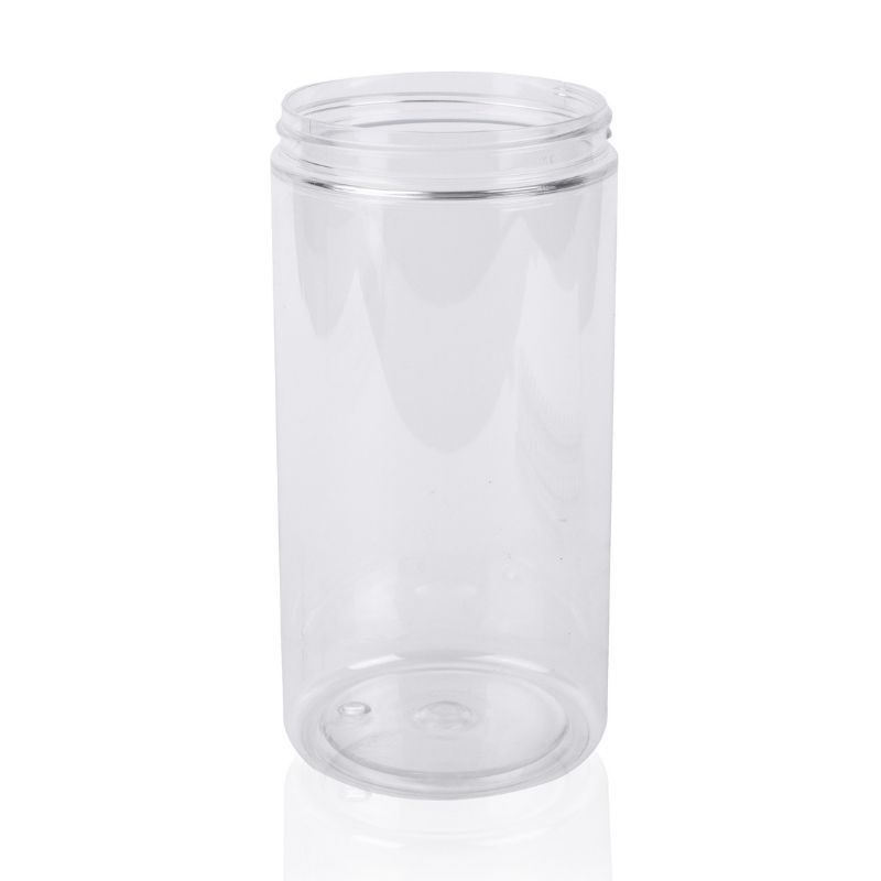 Słoik PET 500 ml bezbarwny 70/400