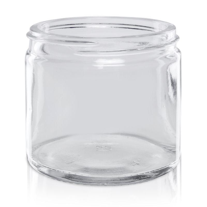 Słoik szklany 250 ml bezbarwny 83/R3