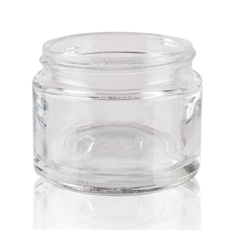 Słoik szklany 50 ml bezbarwny DUBLIN