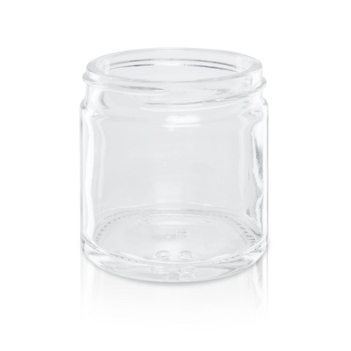 Słoik szklany 60 ml bezbarwny 51/R3